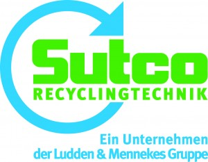 Logo Sutco Recycling Germany Green and Blue